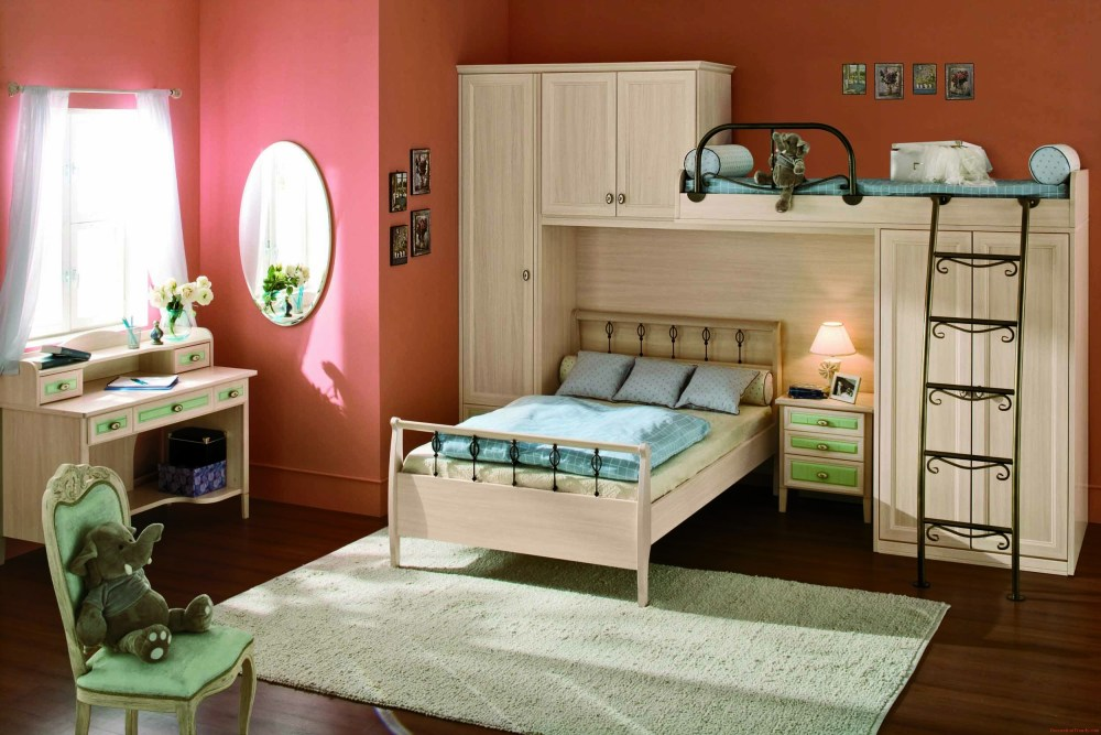 Kids Beds For Small Rooms