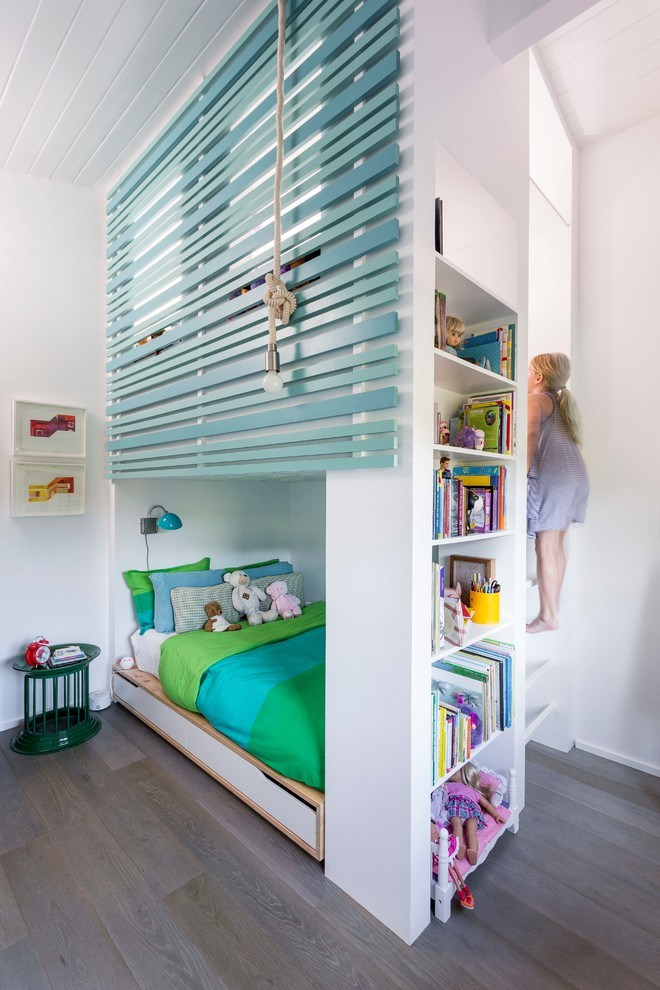 Kids Beds With Play Area