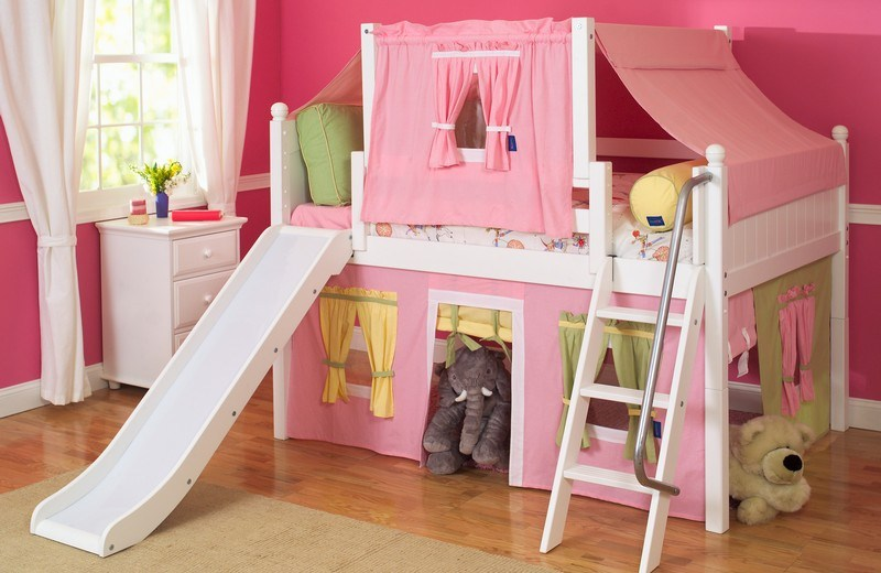 Kids Beds With Slide
