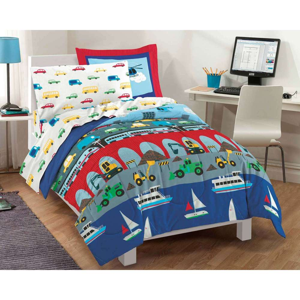 Kids Boy Bedding