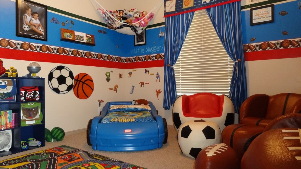 Kids Boy Bedroom Ideas