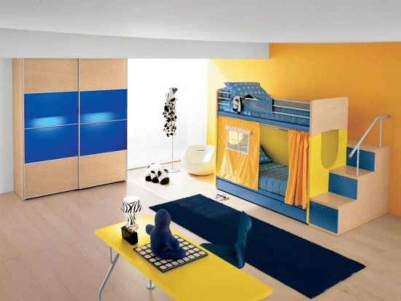 Kids Bunk Bed Designs