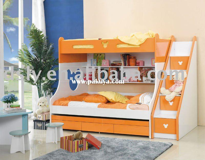 Kids Bunk Bed Set