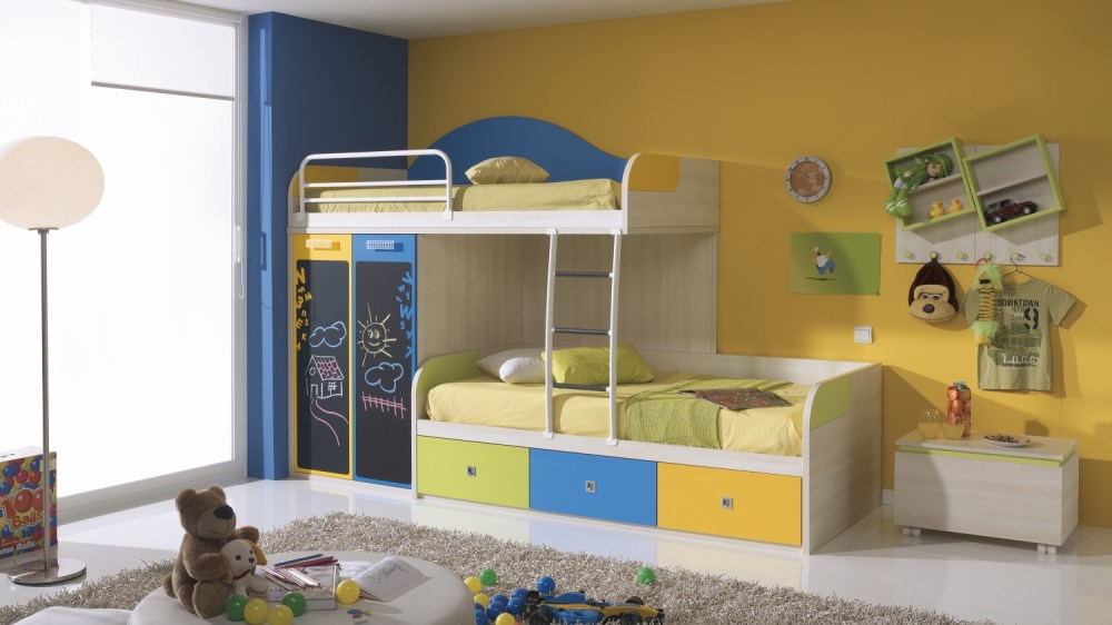 Kids Bunk Beds Diy