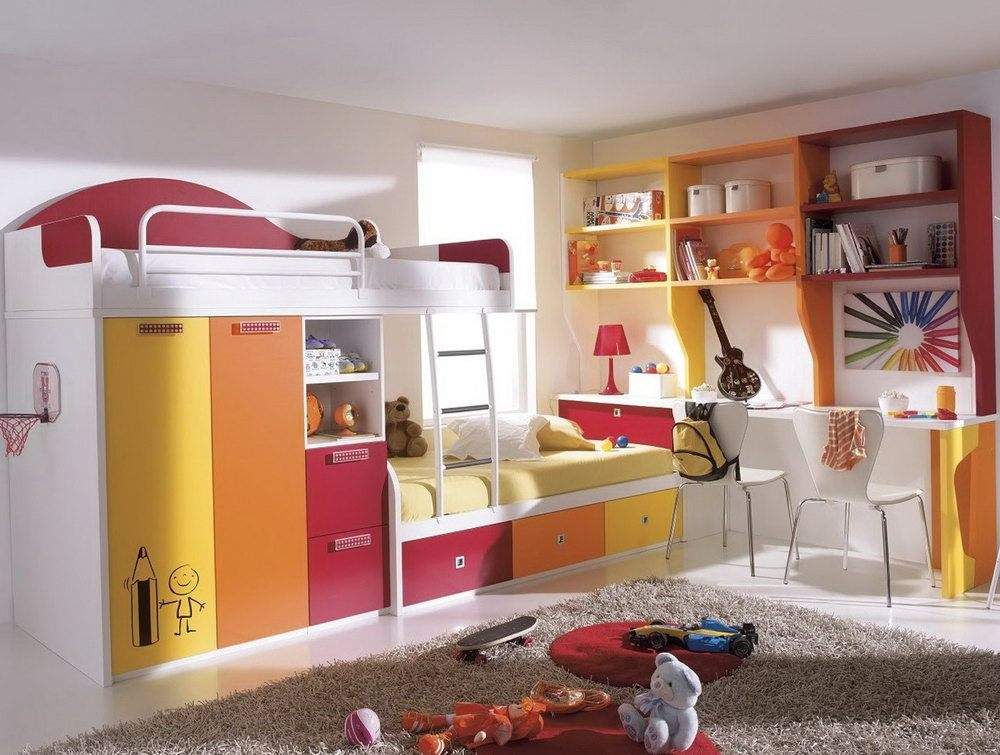 Kids Bunk Beds Uk