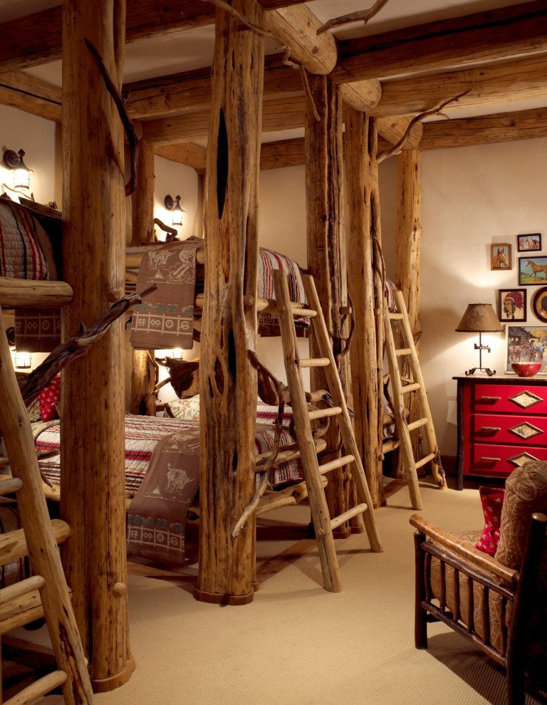 Kids Cabin Bed Ideas