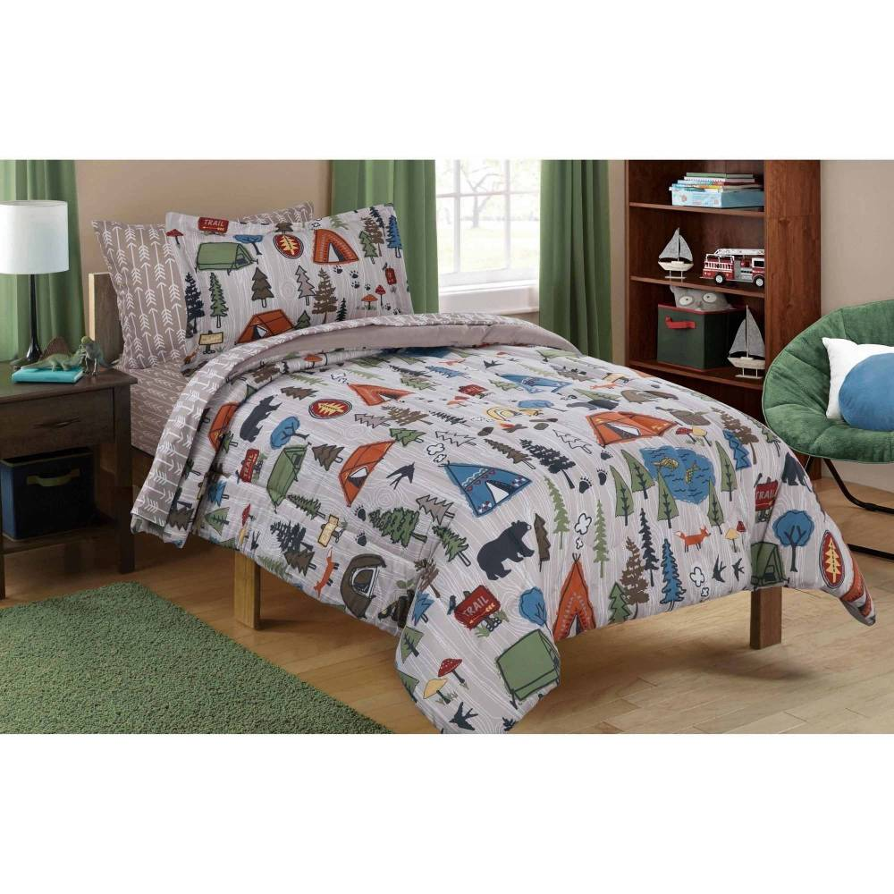 Kids Camping Bedding