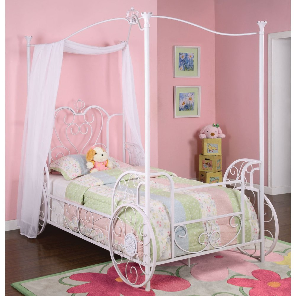 Kids Canopy Bed Ideas