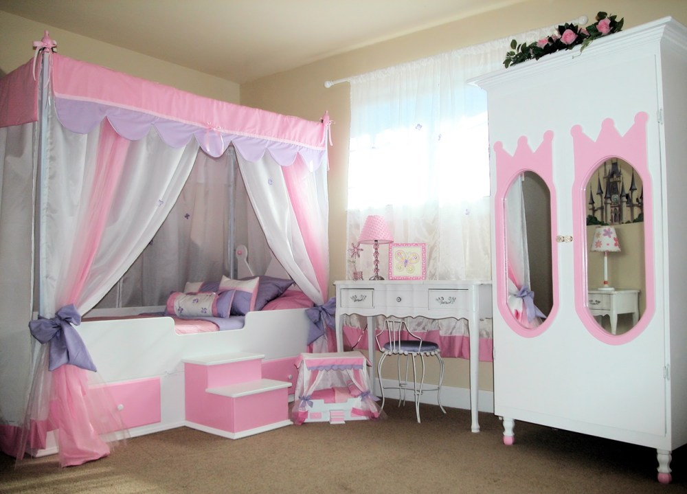 Kids Canopy Beds