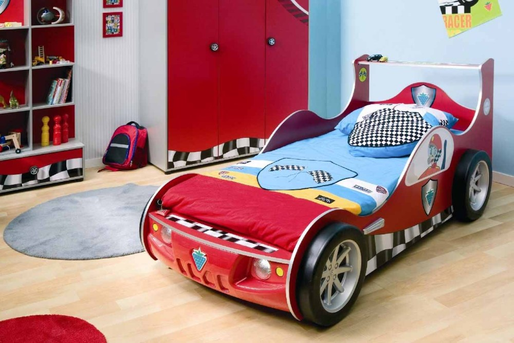 Kids Car Bedroom