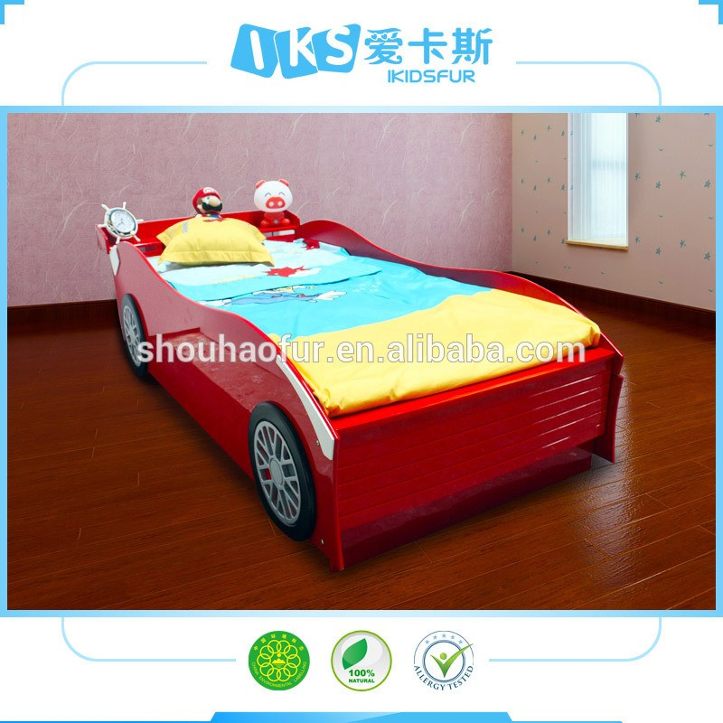 Kids Car Double Bed