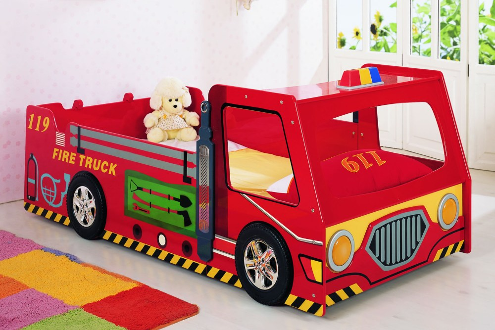 Kids Cars Bedroom