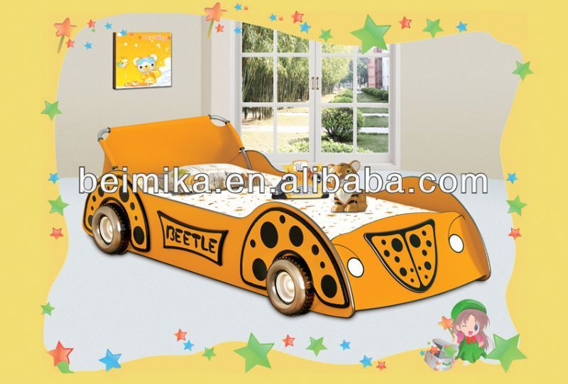 Kids Cartoon Beds