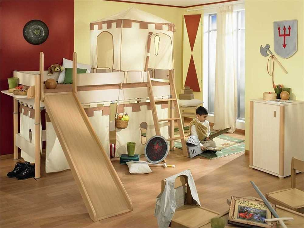 Kids Castle Bedroom Ideas