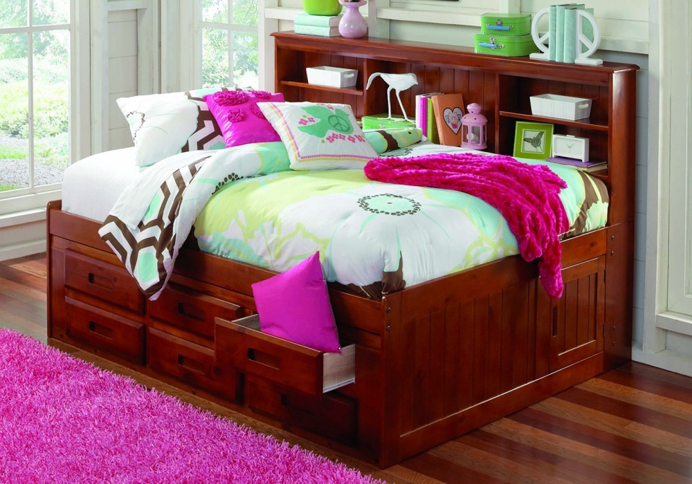 Kids Daybed With Storage