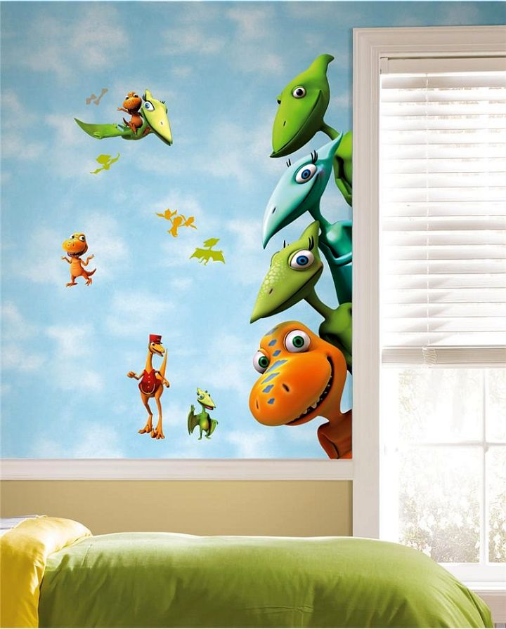 Kids Dinosaur Bedroom Ideas