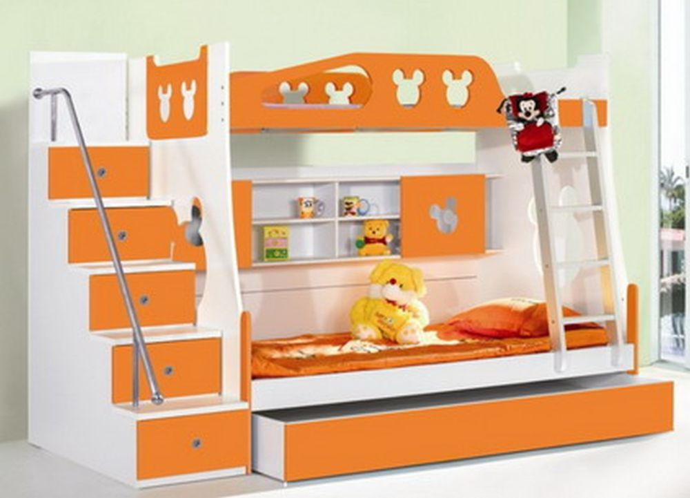 Kids Double Bed Ideas