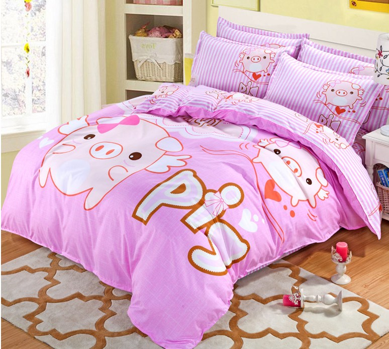 Kids Double Bed Sheets