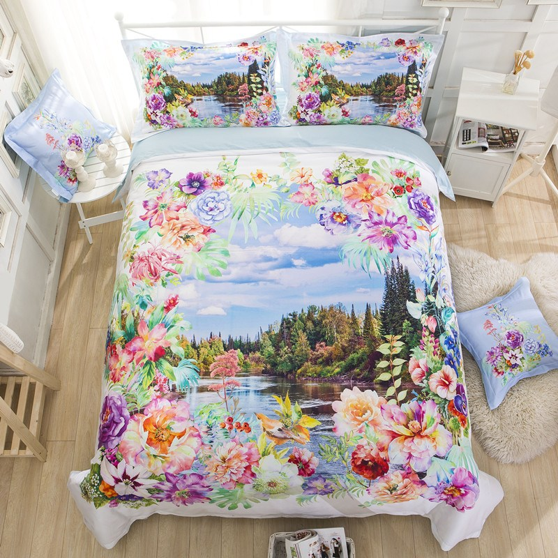 Kids Elephant Bedding