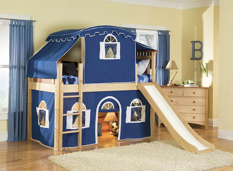 Kids Full Size Bed Tent
