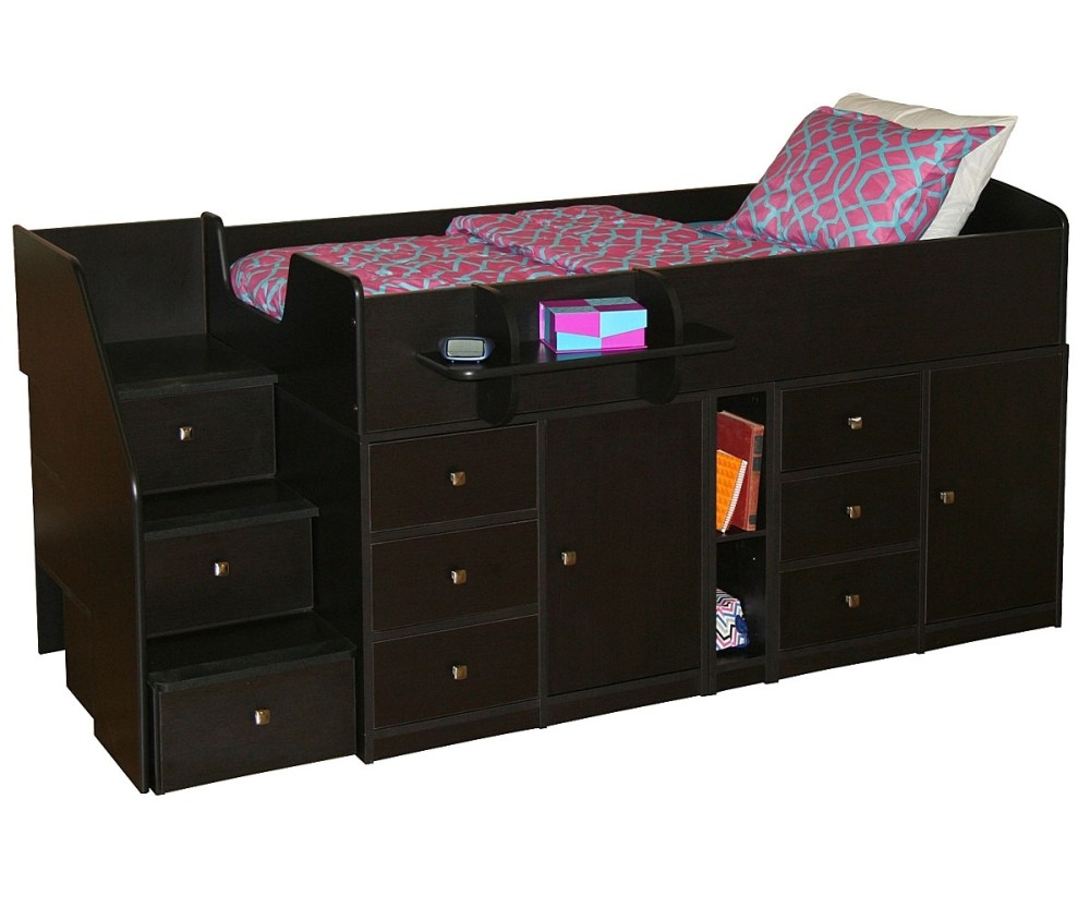 Kids Full Size Beds With Storage
