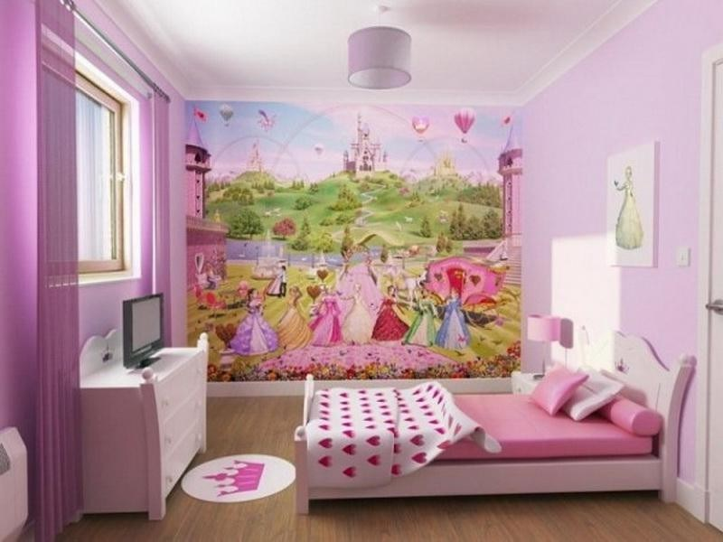 Kids Girl Bedroom Ideas