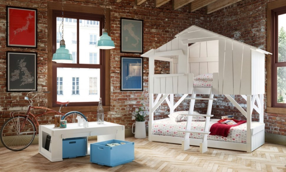 Kids House Beds