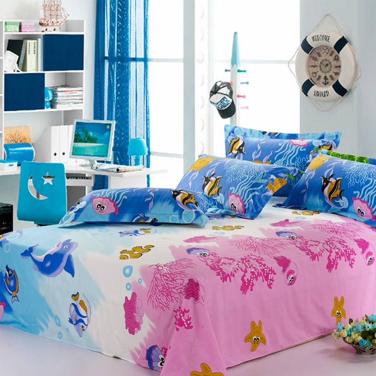 Kids Ocean Bedding