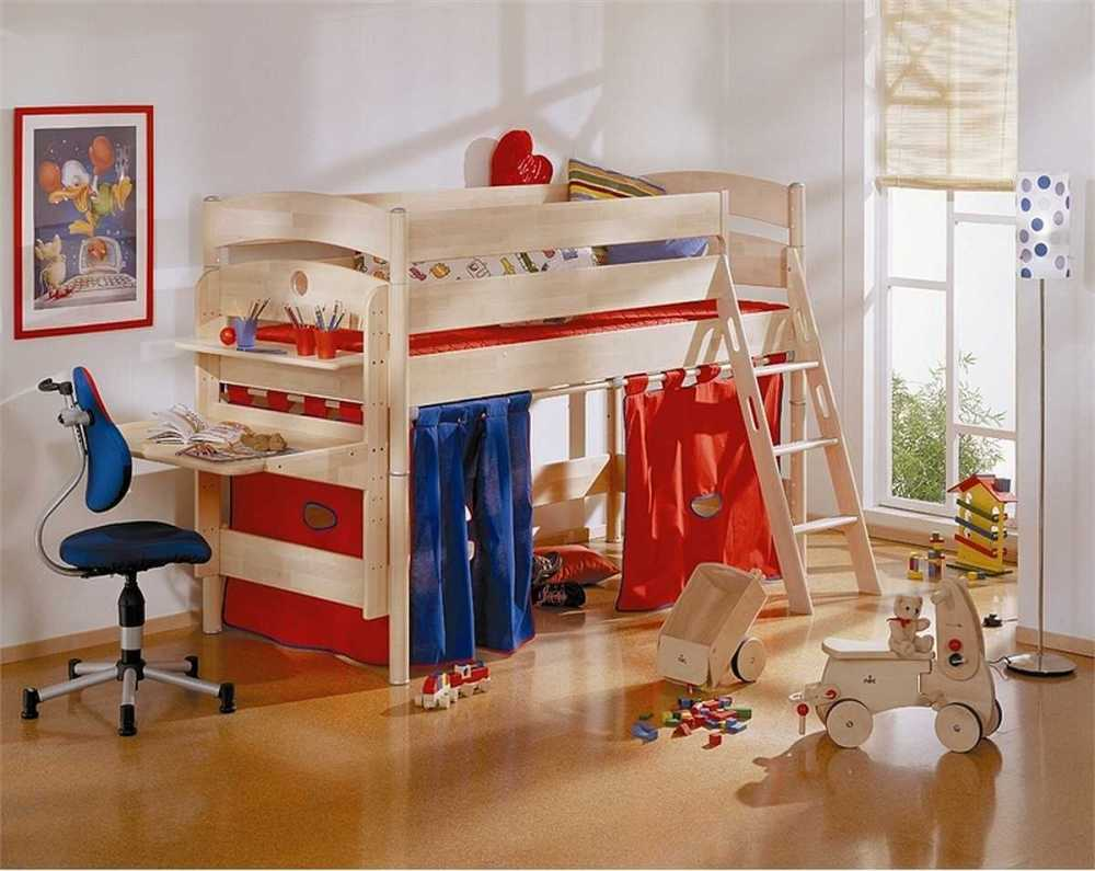Kids Play Beds