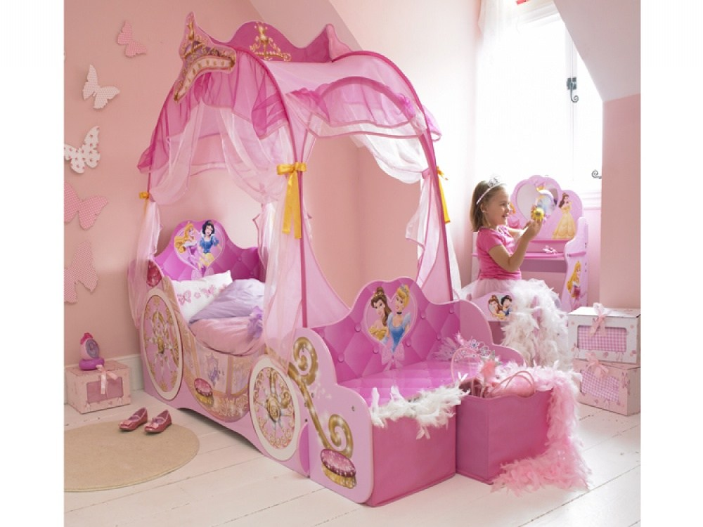 Kids Princess Bed