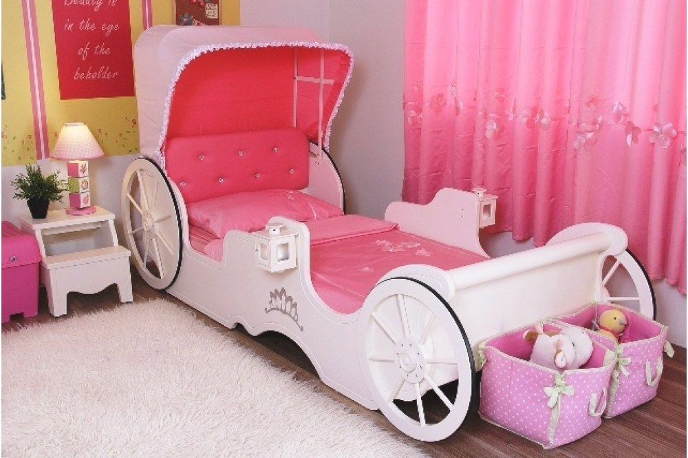 Kids Princess Bedroom