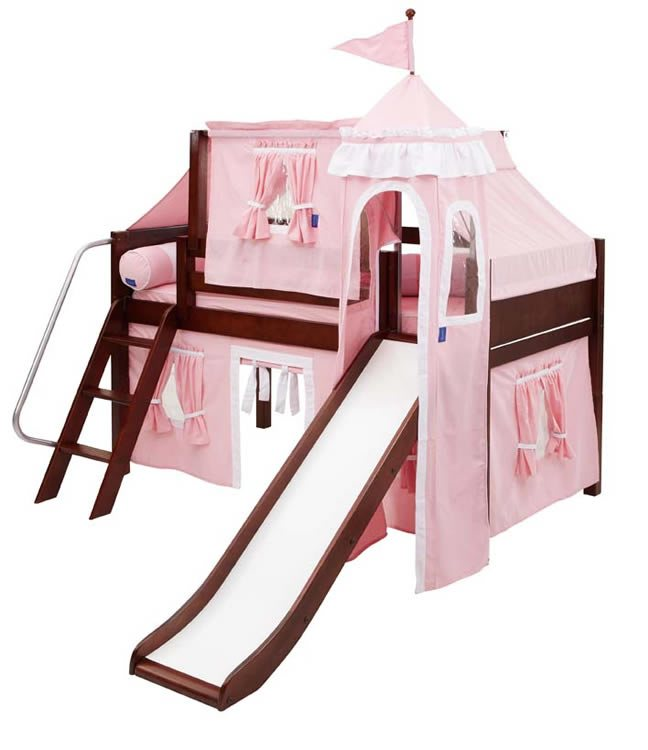 Kids Princess Castle Bed