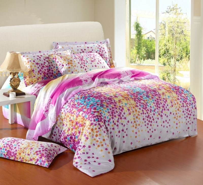 Kids Purple Bedding