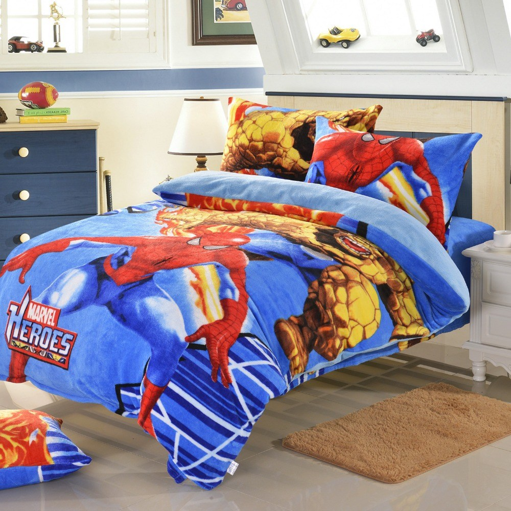 Kids Queen Size Bed