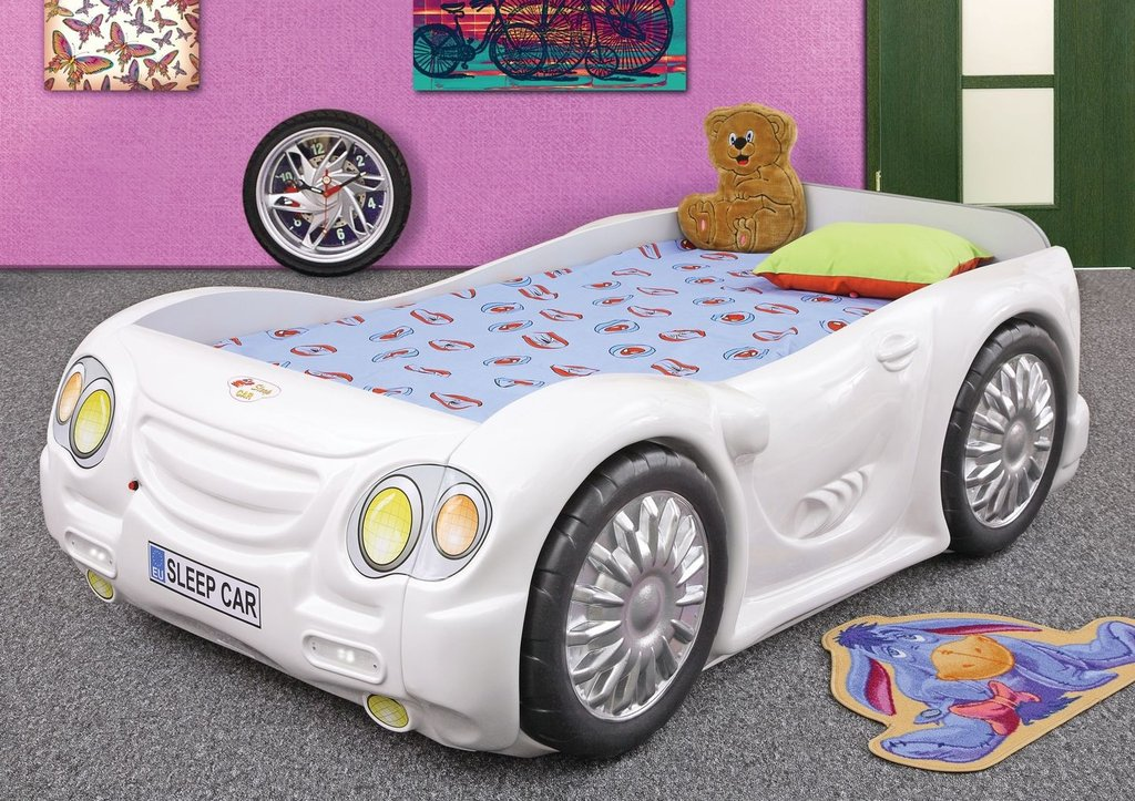 Kids Race Car Bed For Sale