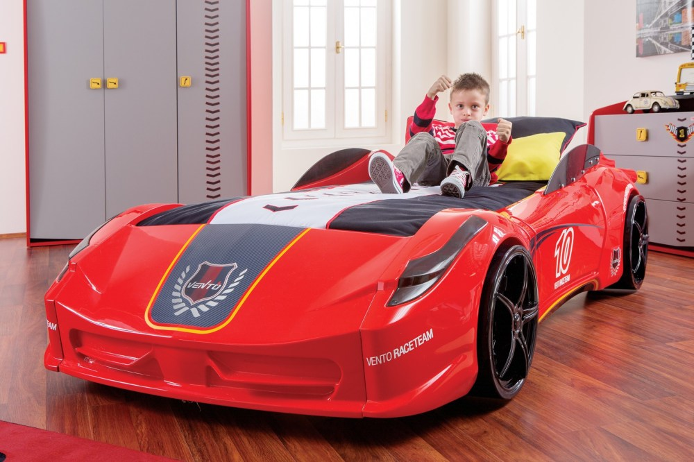 Kids Race Car Beds