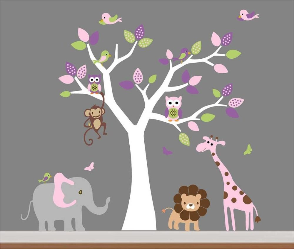 Kids Room Wall Decals For Boys