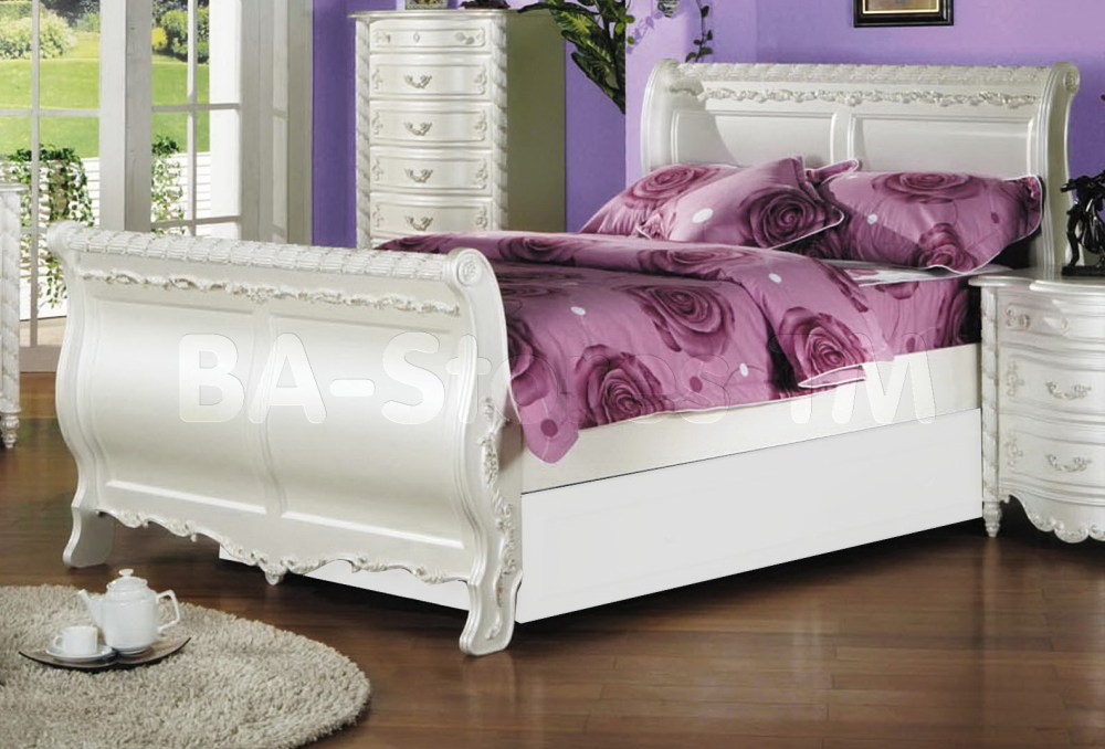 Kids Sleigh Bed