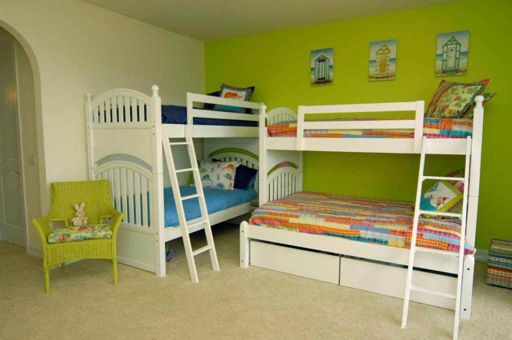 Kids Small Bunk Beds