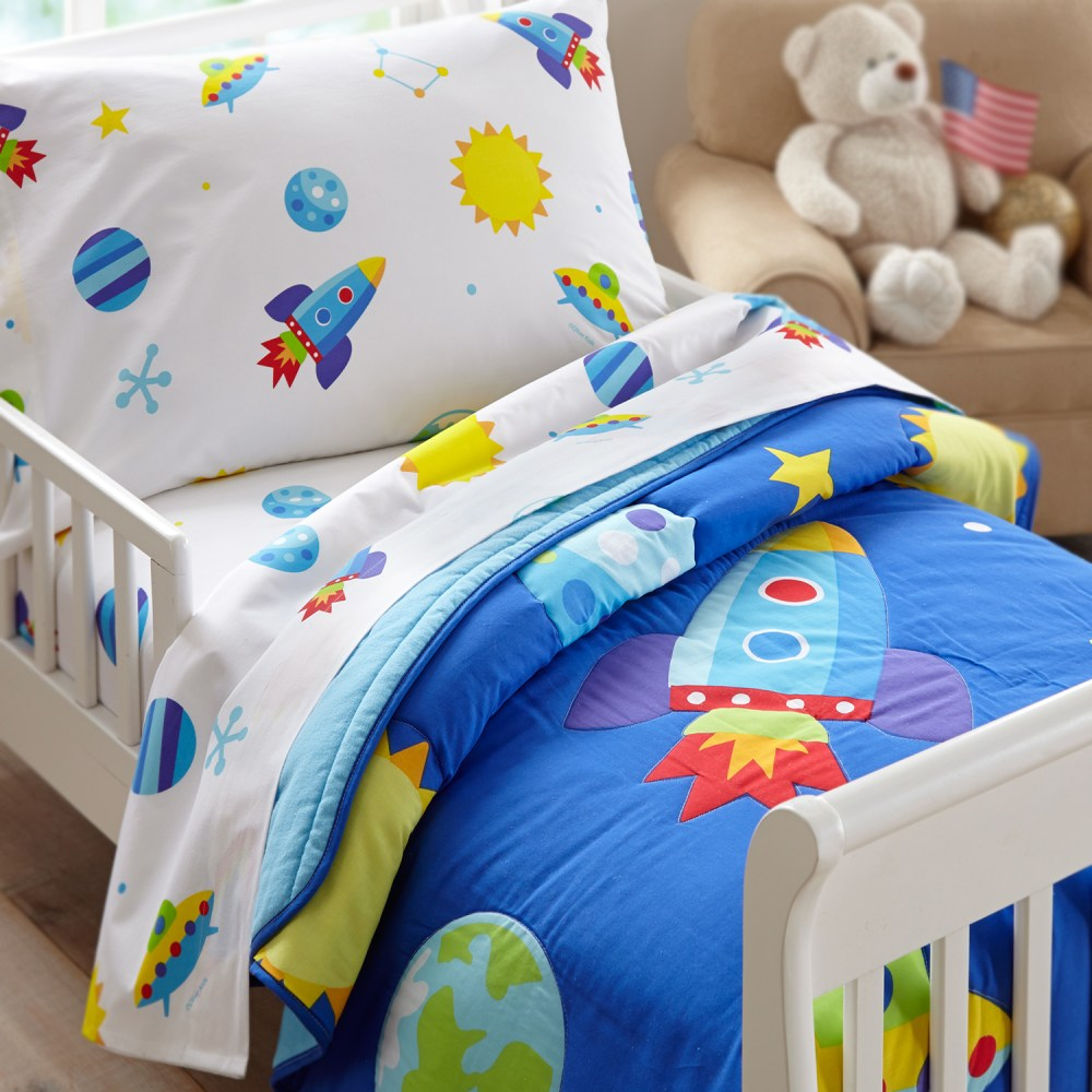 Kids Space Bedding
