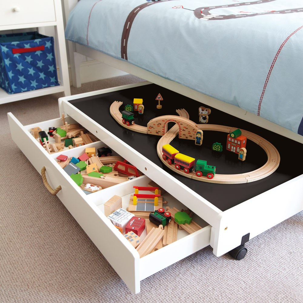 Kids Storage Bed Ideas