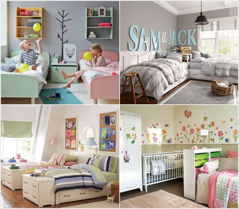 Kids Storage Bedroom Ideas