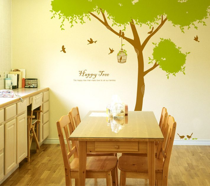 Kids Tree Wall Decal