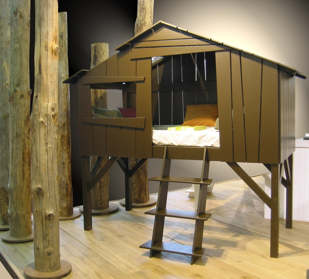 Kids Treehouse Bed