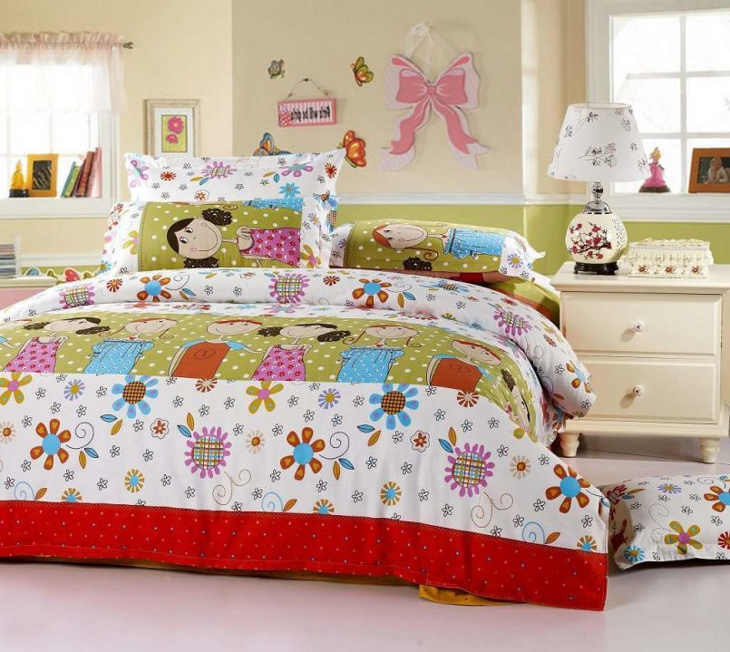 Kids Twin Bed Set