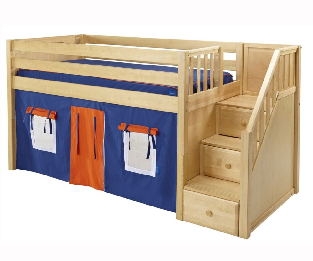 Kids Twin Loft Bed