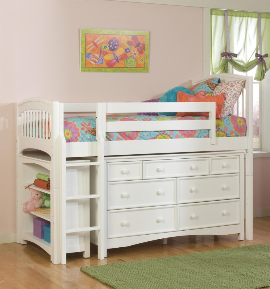 Kids Twin Loft Beds