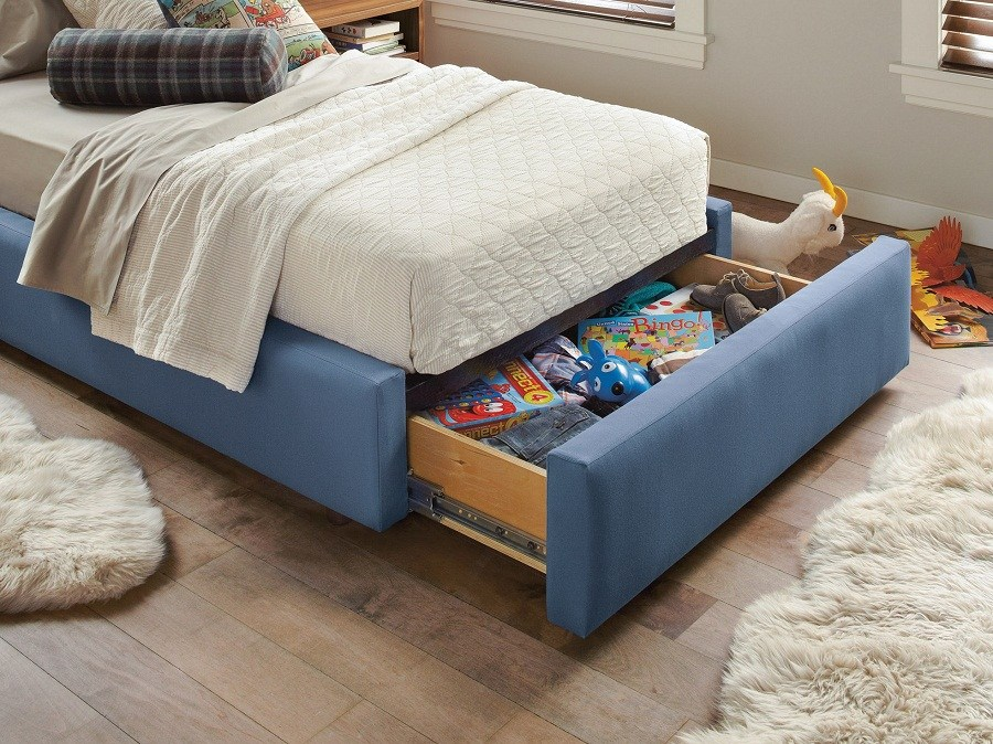 Kids Under Bed Storage