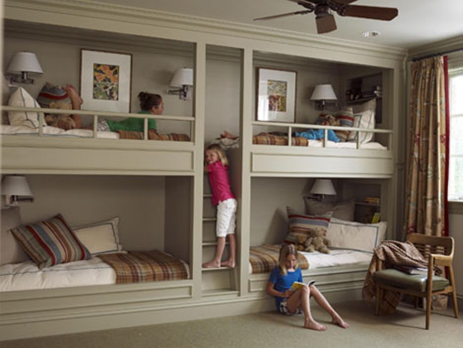Kids Unique Beds
