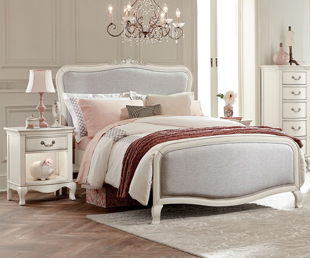 Kids Upholstered Bed Frame